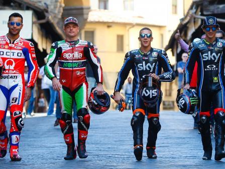 Off-Track, Gran Premio d'Italia Oakley