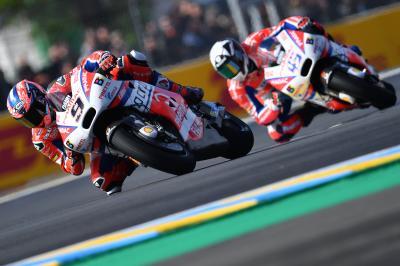 Petrucci : « Ma Ducati est une moto de laboratoire »