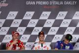 Press-Conference, Gran Premio d'Italia Oakley