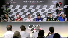 Everything you need to know from the official opening press conference at the #ItalianGP.