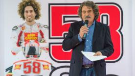 We look at the Moto3? team competing in their debut year run by Paolo Simoncelli, father of the late Marco