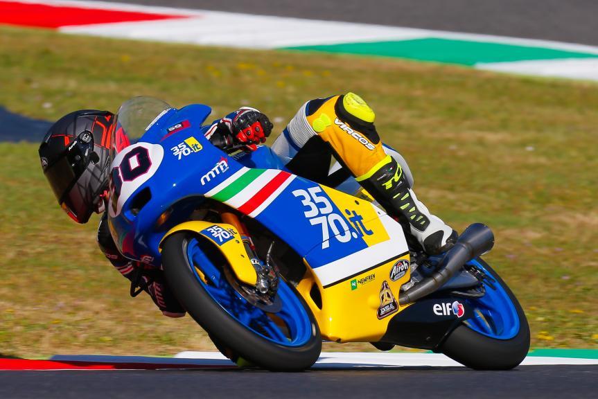 Edoardo Sintoni, 3570-MTA, Gran Premio d'Italia Oakley