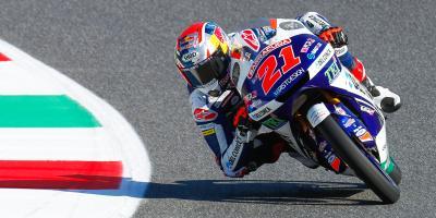 FP2 Moto3™: Di Giannantonio Schnellster in Mugello