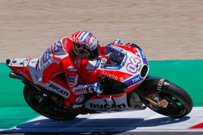 "Dovizioso: ""I'm really happy about how we started'"