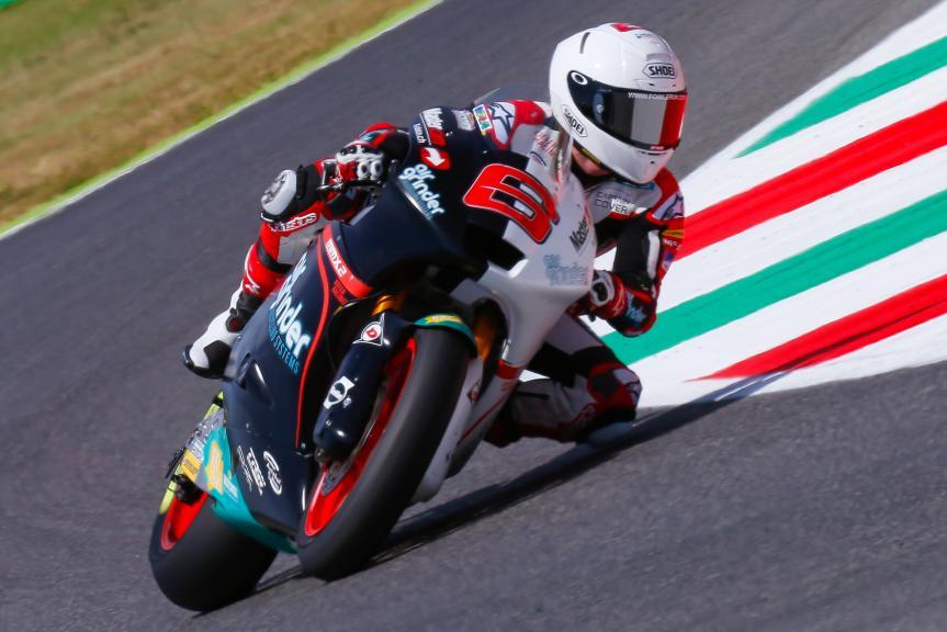 Tarran Mackenzie, Kiefer Racing, Gran Premio d'Italia Oakley