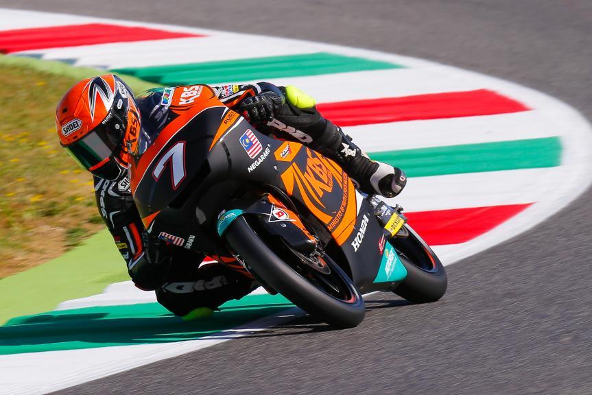 Adam Norrodin, SIC Racing Team, Gran Premio d'Italia Oakley