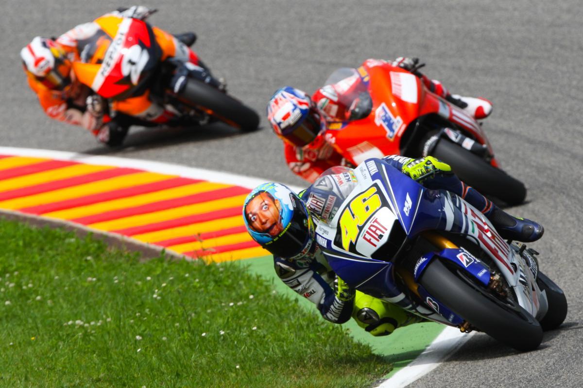 Free video: Rossi's last victory in Mugello | MotoGP™