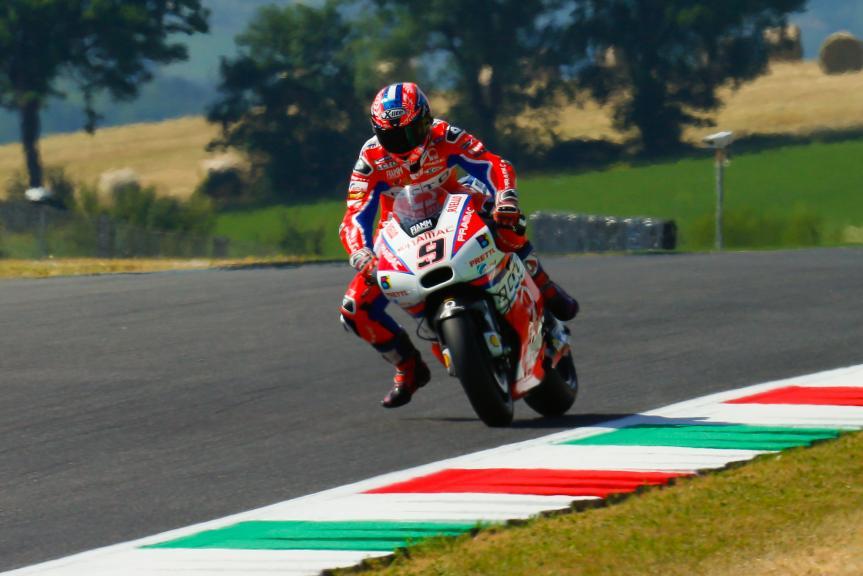 Danilo Petrucci, Octo Pramac Racing, Gran Premio d'Italia Oakley