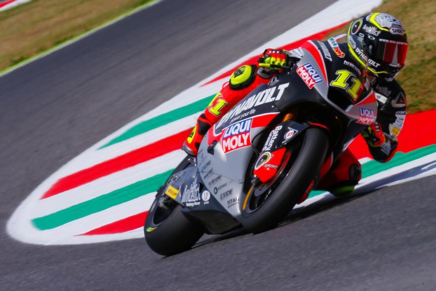 Sandro Cortese, Dynavolt Intact GP, Gran Premio d'Italia Oakley
