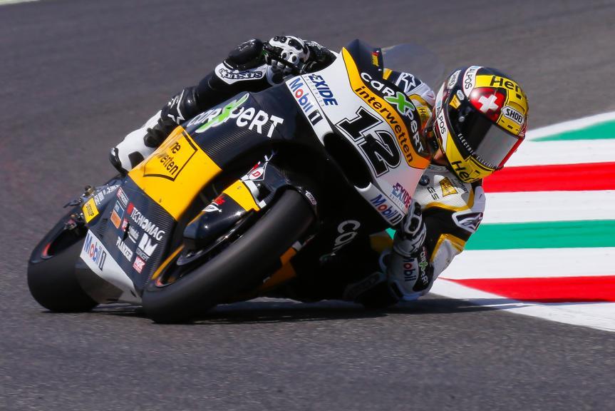 Thomas Luthi, Carxpert Interwetten, Gran Premio d'Italia Oakley