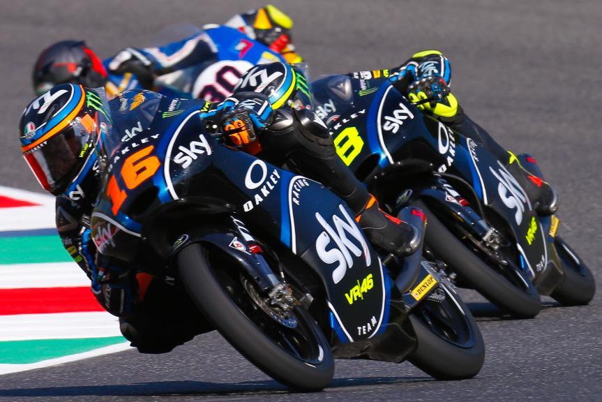 Andrea Migno, Sky Racing Team VR46, Gran Premio d'Italia Oakley