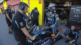 All the action from the first Free Practice session of the Moto3™ World Championship at the #ItalianGP.