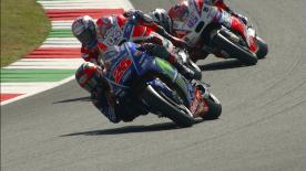 All the action from Free Practice 2 of the MotoGP™ World Championship at the #ItalianGP.