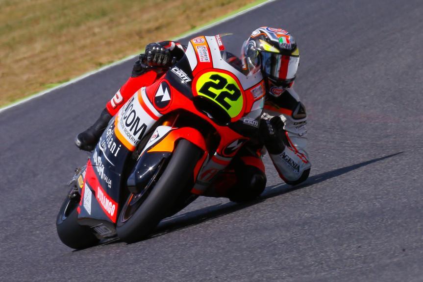 Federico Fulgini, Kiefer Racing, Gran Premio d'Italia Oakley
