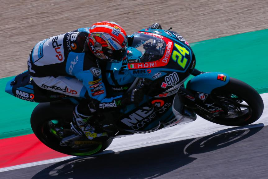 Simone Corsi, Speed Up Racing, Gran Premio d'Italia Oakley