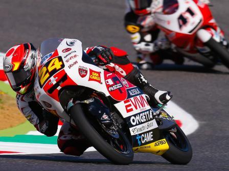 Moto3, Free Practice, Gran Premio d'Italia Oakley