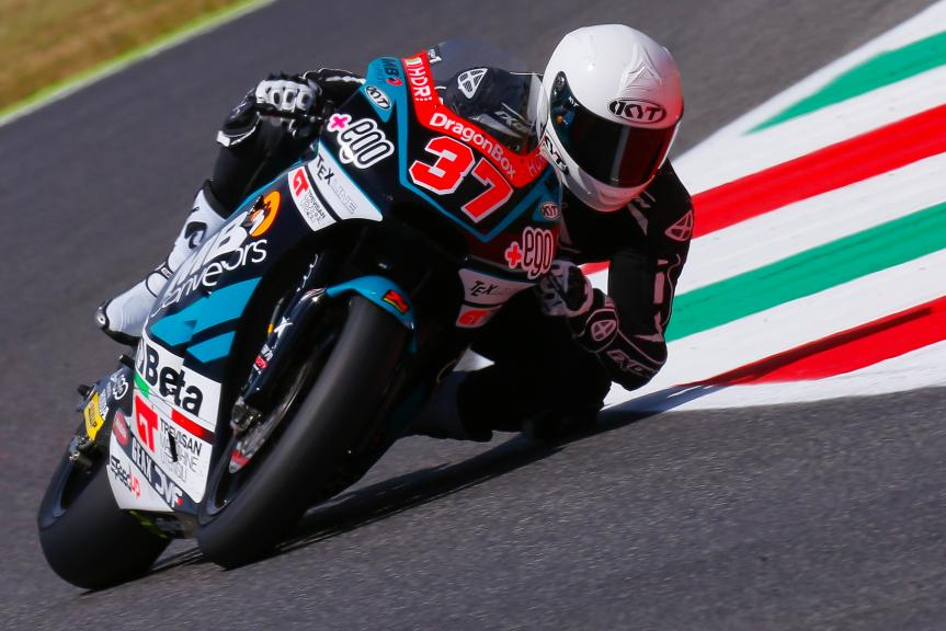 Augusto Fernandez, Speed Up Racing, Gran Premio d'Italia Oakley