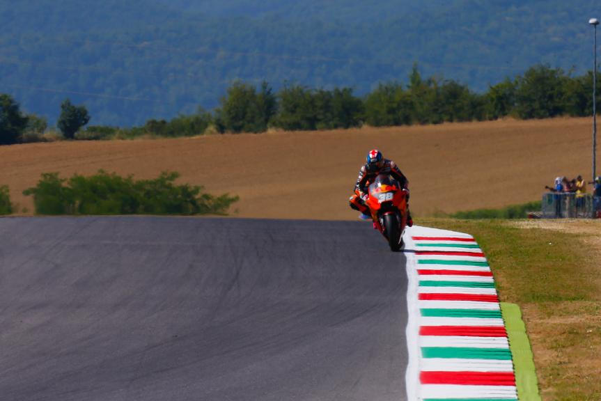 Bradley Smith, Red Bull KTM Factory Racing, Gran Premio d'Italia Oakley