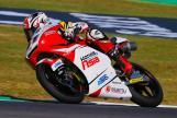 Nakarin Atiratphuvapat, Honda Team Asia, Gran Premio d'Italia Oakley