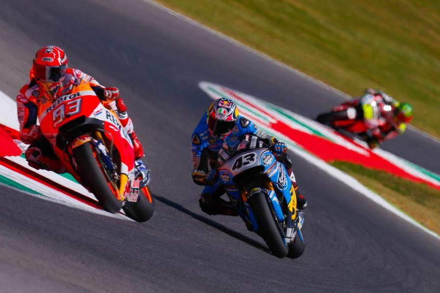 Marc Marquez, Repsol Honda Team, Jack Miller, EG 0,0 Marc VDS, Gran Premio d'Italia Oakley
