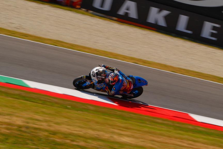 Jack Miller, EG 0,0 Marc VDS, Gran Premio d'Italia Oakley