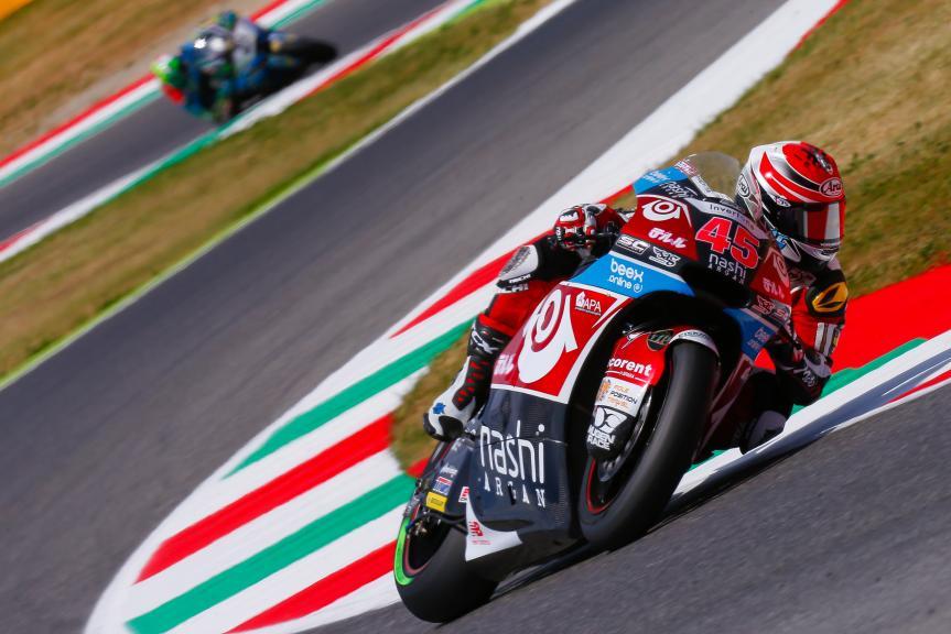 Tetsuta Nagashima, Teluru SAG Team, Gran Premio d'Italia Oakley