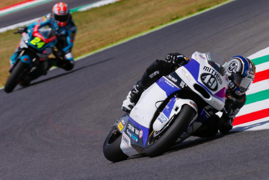 Axel Pons, RW Racing GP, Gran Premio d'Italia Oakley