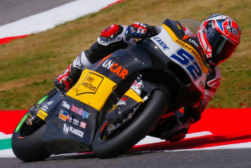 Danny Kent, Kiefer Racing, Gran Premio d'Italia Oakley