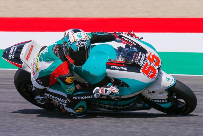 Hafizh Syahrin, Petronas Raceline Malaysia, Gran Premio d'Italia Oakley