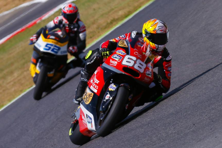 Yonny Hernandez, AGR Team, Gran Premio d'Italia Oakley