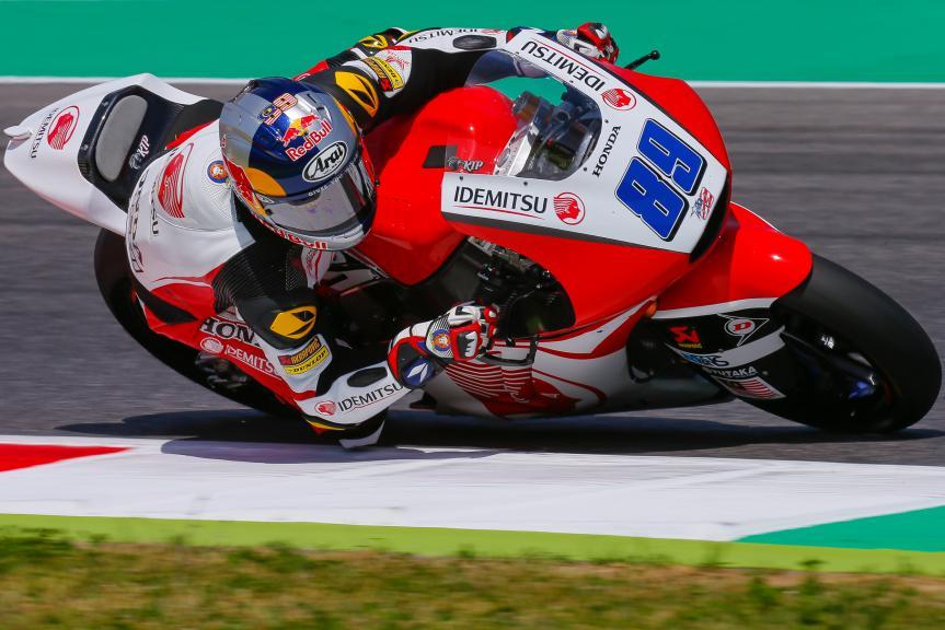 Khairul Idham Pawi, Idemitsu Honda Team Asia, Gran Premio d'Italia Oakley