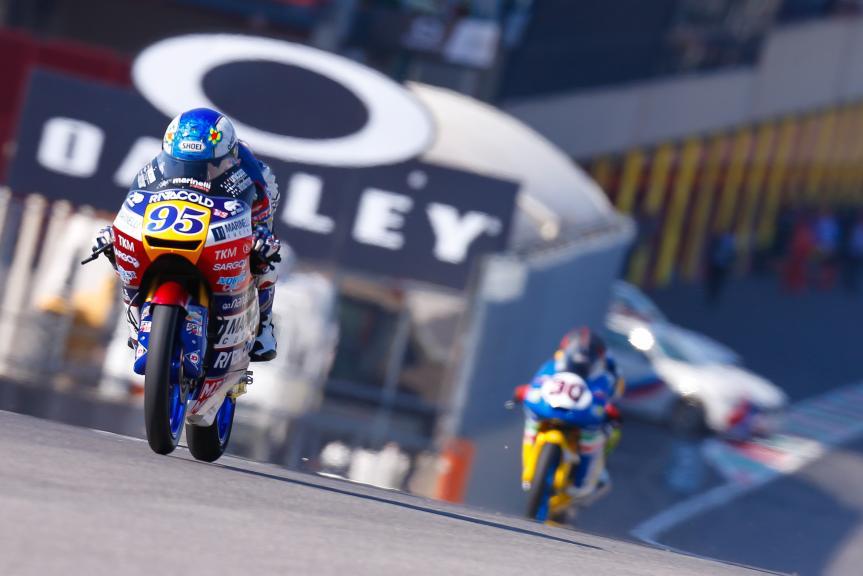 Jules Danilo, Marinelli Rivacold Snipers, Gran Premio d'Italia Oakley