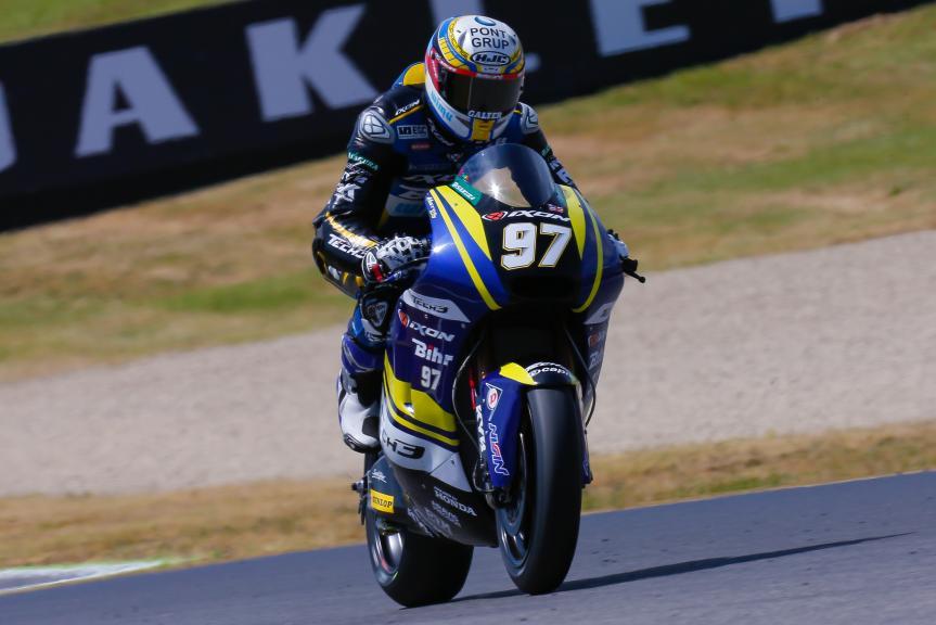 Xavi Vierge, Tech 3 Racing, Gran Premio d'Italia Oakley