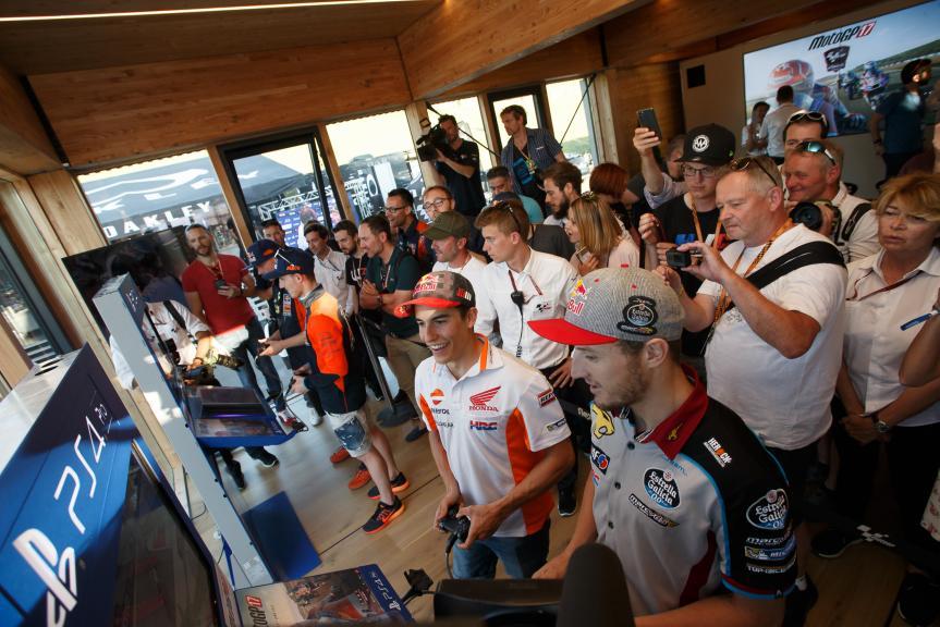 VideoGame MotoGP17