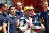 John Mcphee, British Talent Team, Gran Premio d'Italia Oakley