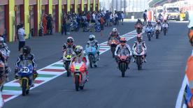 The third Free Practice session of the Moto3™ World Championship at the #ItalianGP.