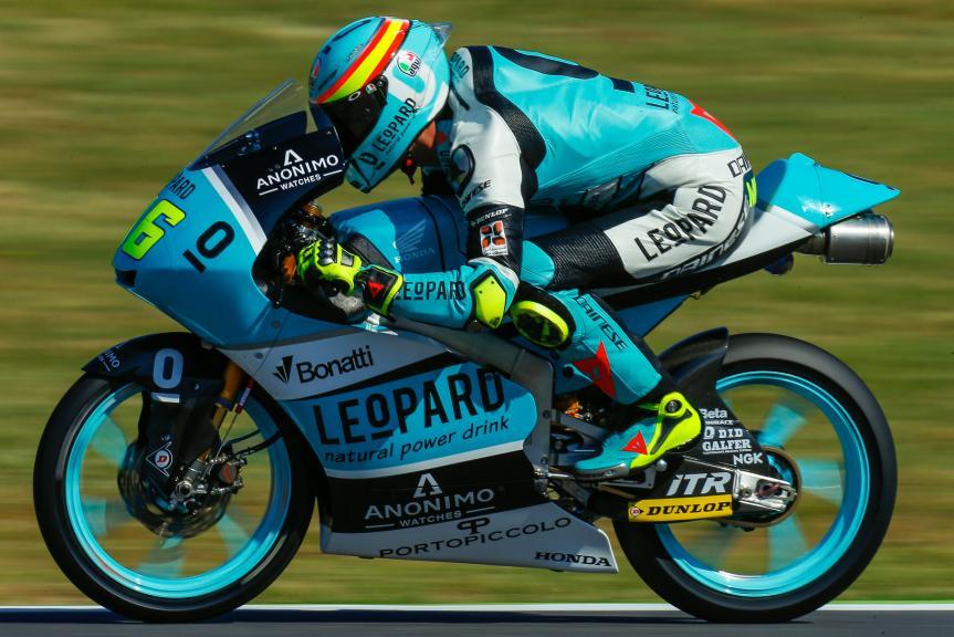 Joan Mir, Leopard Racing, Gran Premio d'Italia Oakley
