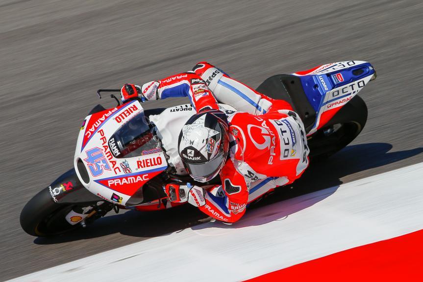 Scott Redding, Octo Pramac Racing, Gran Premio d'Italia Oakley