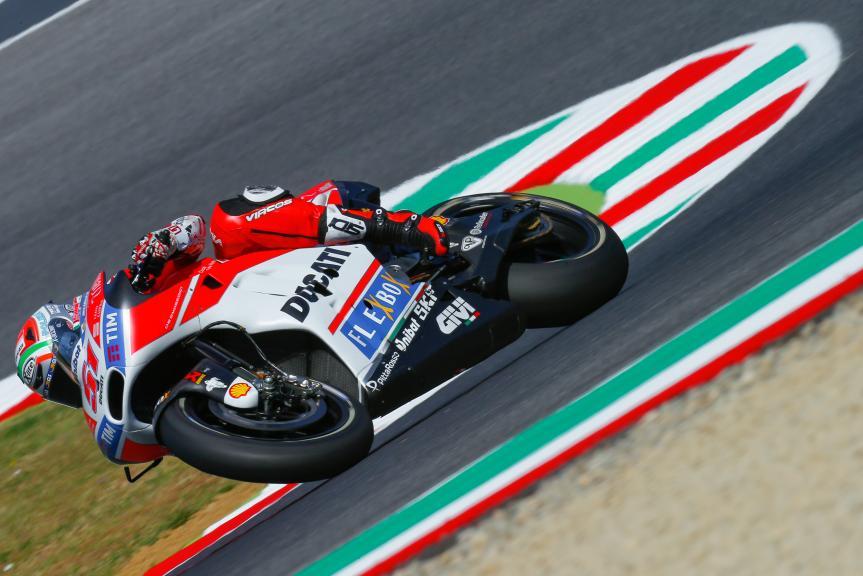 Michele Pirro, Ducati Team, Gran Premio d'Italia Oakley