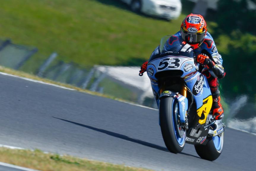 Tito Rabat, EG 0,0 Marc VDS, Gran Premio d'Italia Oakley