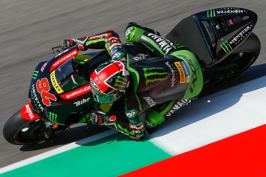 Jonas Folger, Monster Yamaha Tech 3, Gran Premio d'Italia Oakley