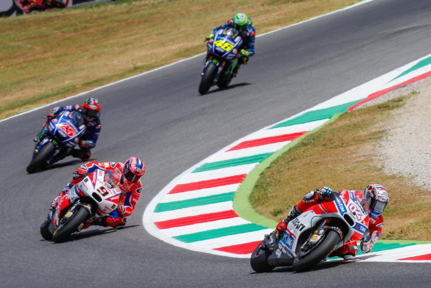 Andrea Dovizioso, Danilo Petrucci, Gran Premio d'Italia Oakley