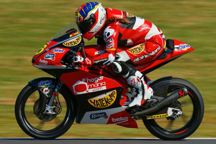 Maria Herrera, AGR Team, Gran Premio d'Italia Oakley