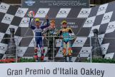 Andrea Migno, Fabio Di Giannantonio, Juanfran Guevara, Gran Premio d'Italia Oakley