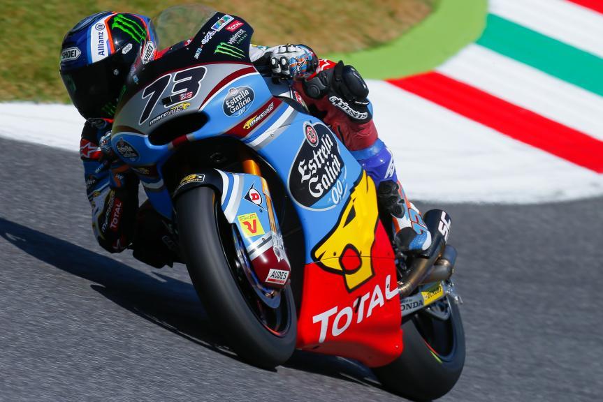 Alex Marquez, EG 0,0 Marc VDS, Gran Premio d'Italia Oakley
