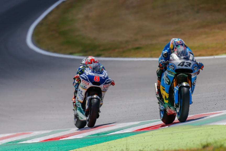 Hector Barbera, Jack Miller, Gran Premio d'Italia Oakley