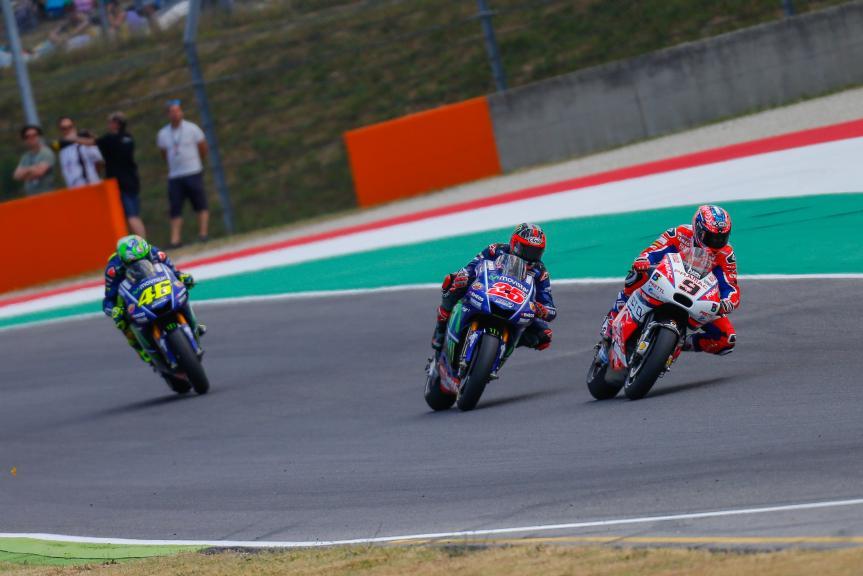 Danilo Petrucci, Maverick Vinales, Gran Premio d'Italia Oakley