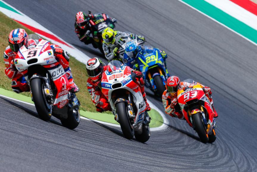 Danilo Petrucci, Jorge Lorenzo, Gran Premio d'Italia Oakley