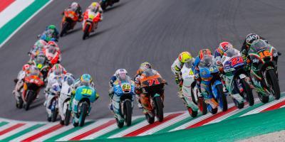 Moto3™: Migno gewinnt seinen ersten Grand Prix in Mugello
