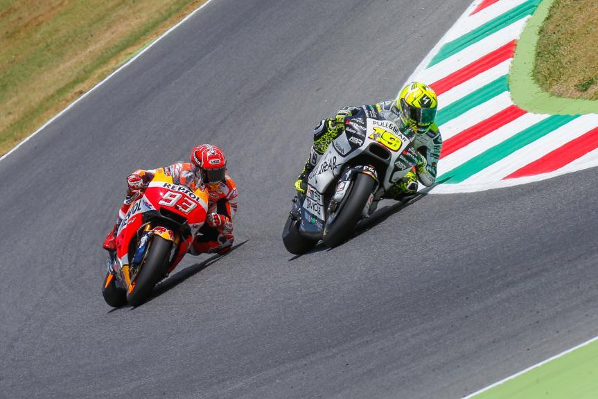 Alvaro Bautista, Marc Marquez, Gran Premio d'Italia Oakley
